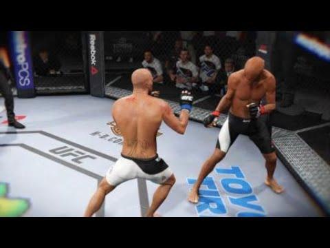 UFC 2: Anderson Silva vs Robbie Lawler