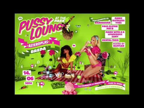 Pussy Lounge at The Park 2014 | warm-up mix by Woodpecker