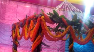 Bengali Wedding / Marrige Mandap