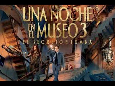 Una Noche En El Museo 3   Trailer 2 Subtitulado Español (HD)
