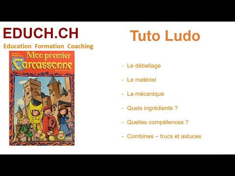 Mon premier Carcassonne Combines Trucs et Astuces Educh.ch