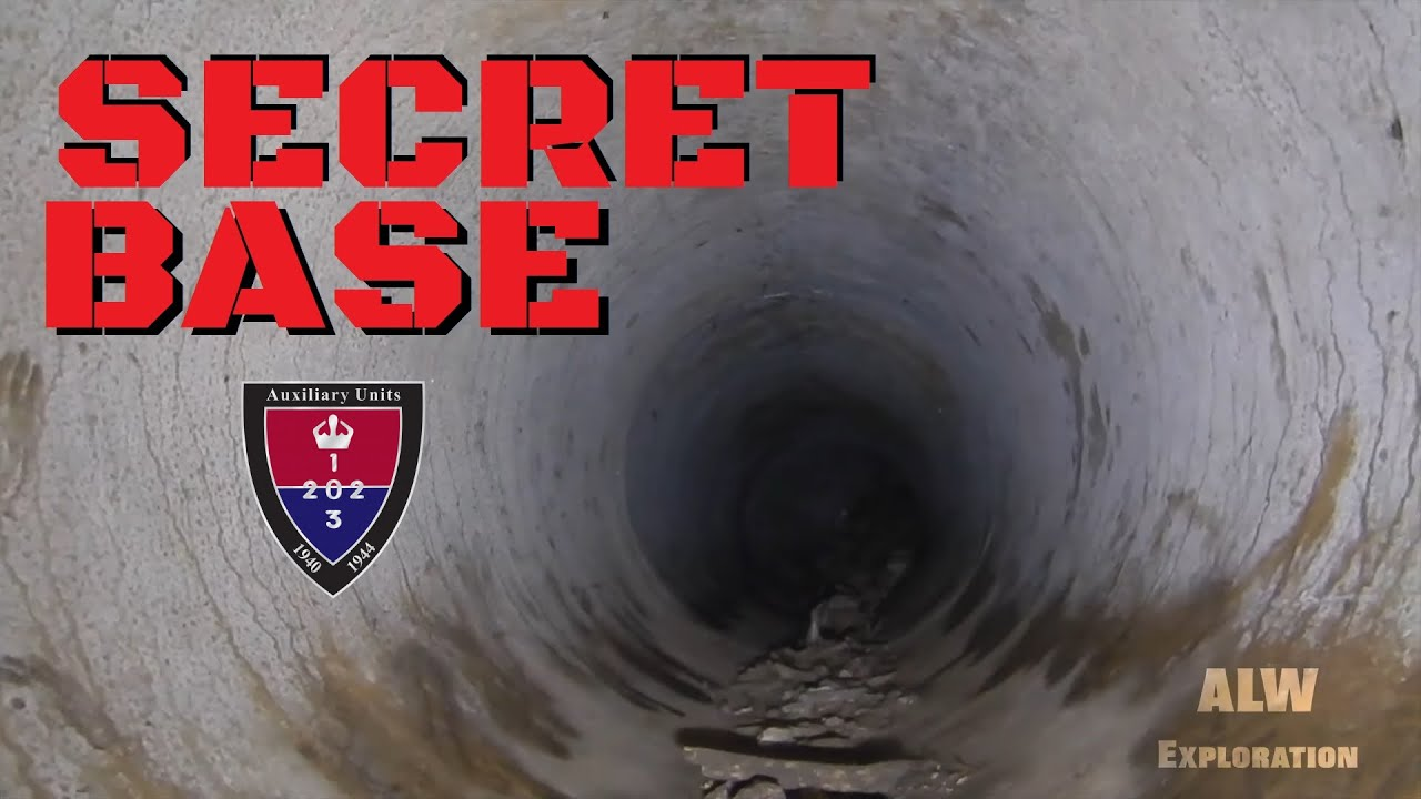 Download Britain's Secret Army of WW2, Auxiliary Unit Operational Base Found!