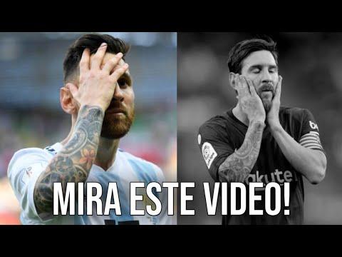 """Cuando Te Digan """"tu No Puedes"""" Mira Este Video - Lionel Messi - (Motivación) - Mundial Rusia 2018 ᴴᴰ"""