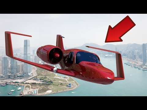 Top 5 Real Flying Cars That Actually Fly