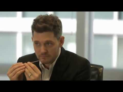 Michael Bublé - Debut Fragrance (Scent Testing) [Behind the Scenes Part Two]