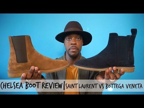 Chelsea Boot Review| Bottega Veneta & Saint Laurent