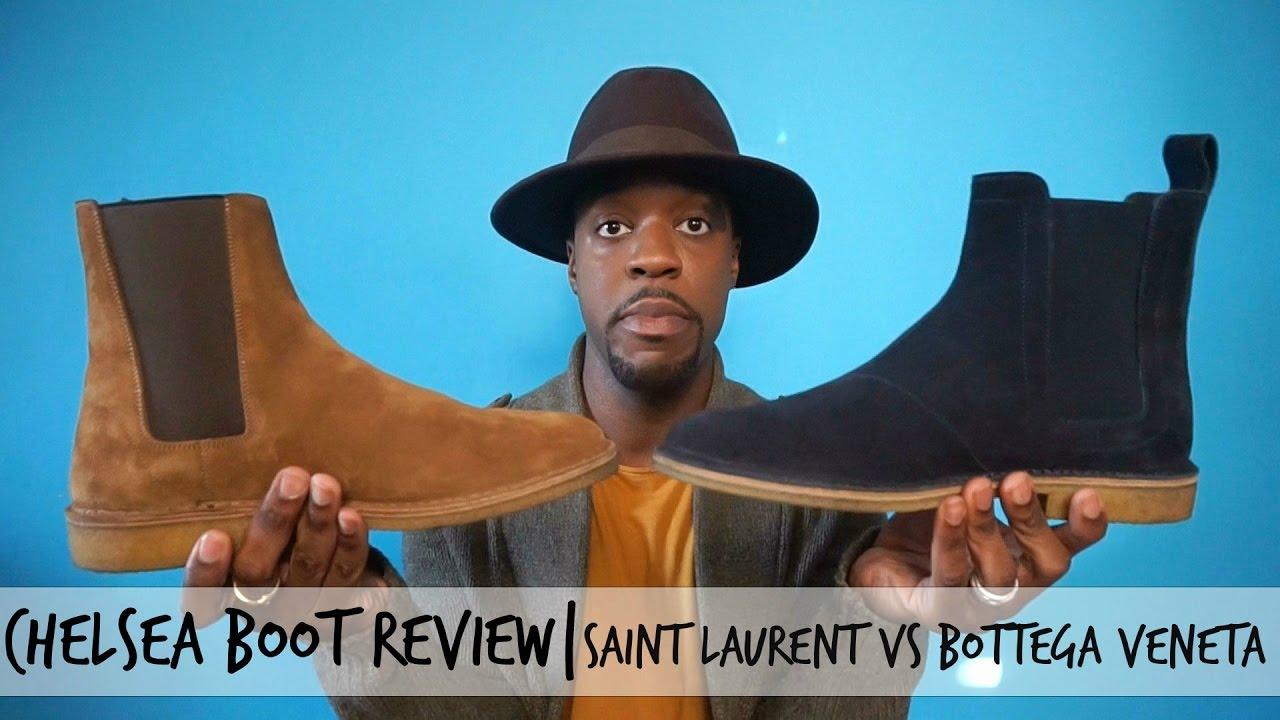 Chelsea Boot Review  Bottega Veneta