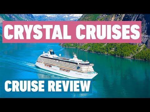 Crystal Cruise Ships | Cruise Line Review