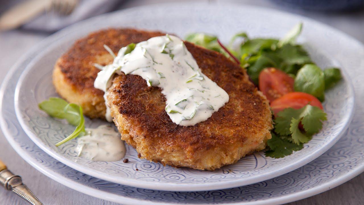 Fresh salmon fish cake recipes food cake recipes for Fresh fish recipes
