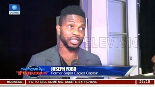 Yobo Confident Super Eagles Squad Will Excel In 2018 World Cup | Sports Tonight |