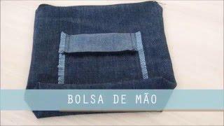 BOLSA DE MÃO – PASSO A PASSO