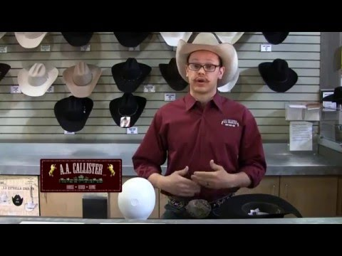 How to Fit Cowboy Hats
