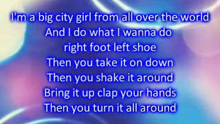 Lisa Lopes - Block Party Lyrics