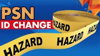 PSN Online ID Chąnge Harms and Problems You Should Know About Before Changing