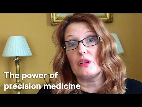 Dr Olivia Rossanese on the power of precision medicine in cancer drug discovery and treatment