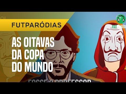 FUTPARÓDIAS: 'LAS OITAVAS DE PAPEL' DA COPA