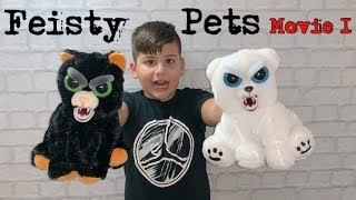 Τρομακτική Ιστορία Pranks Feisty Pets toys Movie #1 AS Company Famous Toli