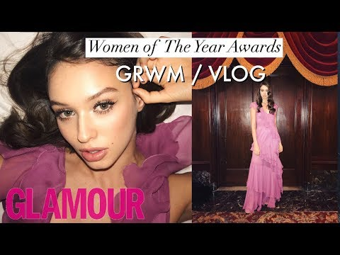 GLAMOUR WOMEN AWARDS VLOG | Tatiana Ringsby