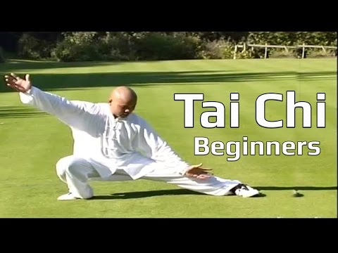 Tai chi chuan for beginners - Taiji Yang Style form Lesson 7