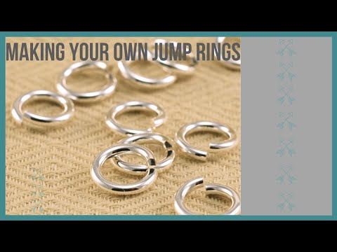 Making Your Own Jump Rings - Beaducation.com