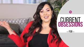 Current Obsessions February | Makeup Geek