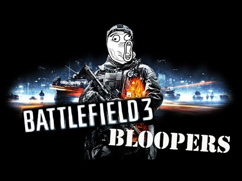 Battlefield 3 Campaign Bloopers