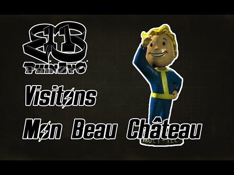 Fallout 4 | Construction #1 - Le Château