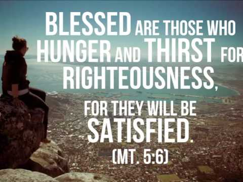 Image result for hunger for righteousness