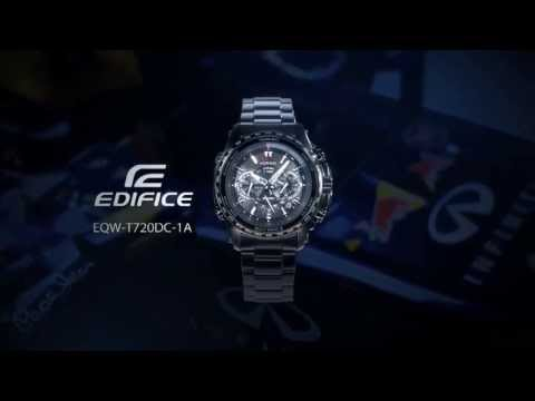 Digital Marketing and Video Production New Jersey/New York--Casio Edifice