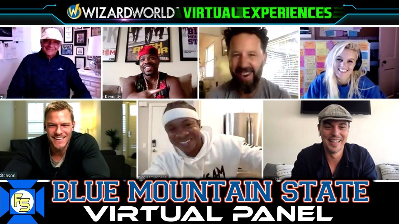 Download BLUE MOUNTAIN STATE Panel – Wizard World Virtual Experiences 2020