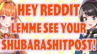 "REDDIT ""SHUBARAMAZING"" SHITPOST REVIEW"