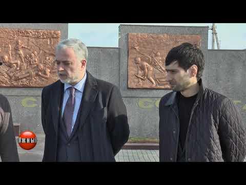Рабочая поездка депутатов парламента Дагестана в г. Южно-Сухокумск