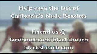 Saving California's Nude Beaches