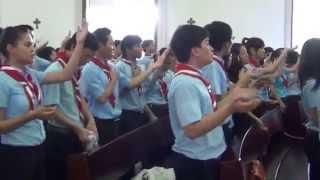 GIESU HIỆN DIỆN  Lễ Anre Phú Yên năm 2012