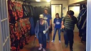 Pirate Dance Rehearsal!!