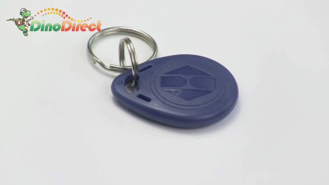 IC Identification Door Entry Access Key Tags Proximity ...