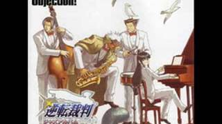 Turnabout Jazz Soul - Track 2 - Phoenix Wright - Objection