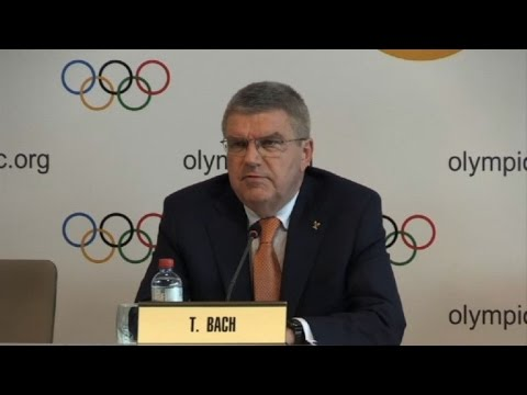 Olympics: IOC recommends awarding 2024, 28 Games simultaneously