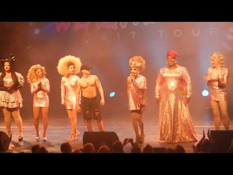 Hilarious Finale @Werq The World Tour 2017 Antwerp, Belgium