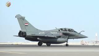 استمرار فعاليات التدريب المشترك الجوى المصرى الاماراتى (زايد-3) بدولة الامارات العربية المتحدة