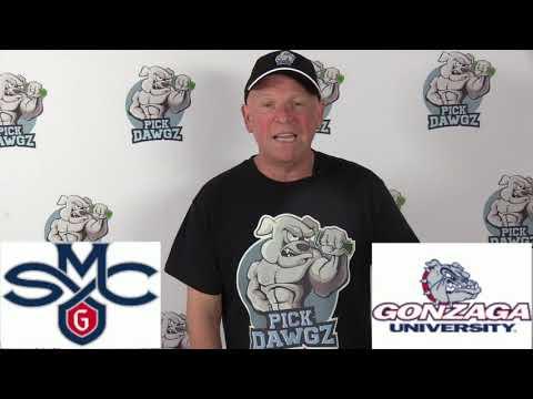 Gonzaga vs St. Marys 2/29/20 Free College Basketball Pick and Prediction CBB Betting Tips