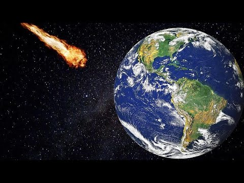 The day dinosaurs died: an asteroid, wildfires, a giant tsunami, then darkness
