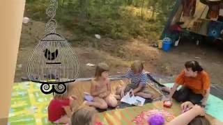 видео арт-терапия детей и подростков