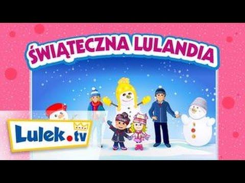 Świąteczna Lulandia 🎄Piosenka świąteczna dla dzieci I Lulek.tv