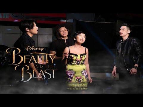 Beauty and the Beast (Cover) - JBK & Kakai...