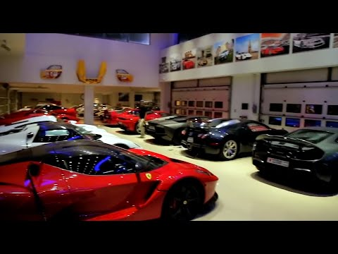 Tour Inside Dubai (UAE) SUPER CARS & CRAZY LIFE STYLE