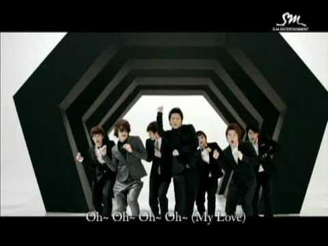 Super Junior M - Super Girl