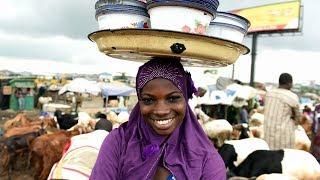 Гуманитарные организации остановили голод в Нигерии