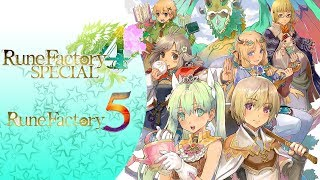 Rune Factory 4 and 5 Are Heading to Nintendo Switch - The Time Has Come!