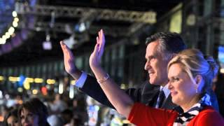 Mitt Romney attends the London Olympics Thumbnail